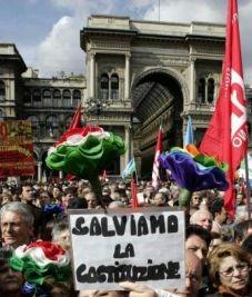 Milano, oggi.